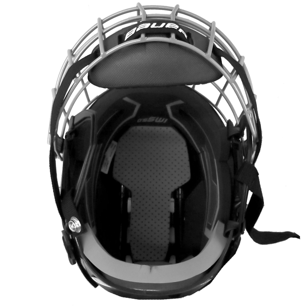 ... BAUER IMS 5.0 Helmet Combo. Tap to expand 74bba5adae6fe