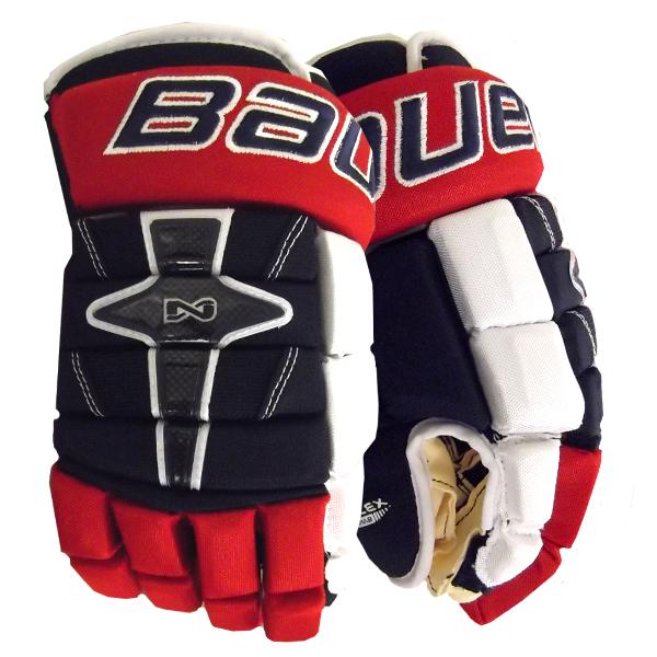bc4ac164cca BAUER Nexus N9000 Hockey Glove- Sr  16
