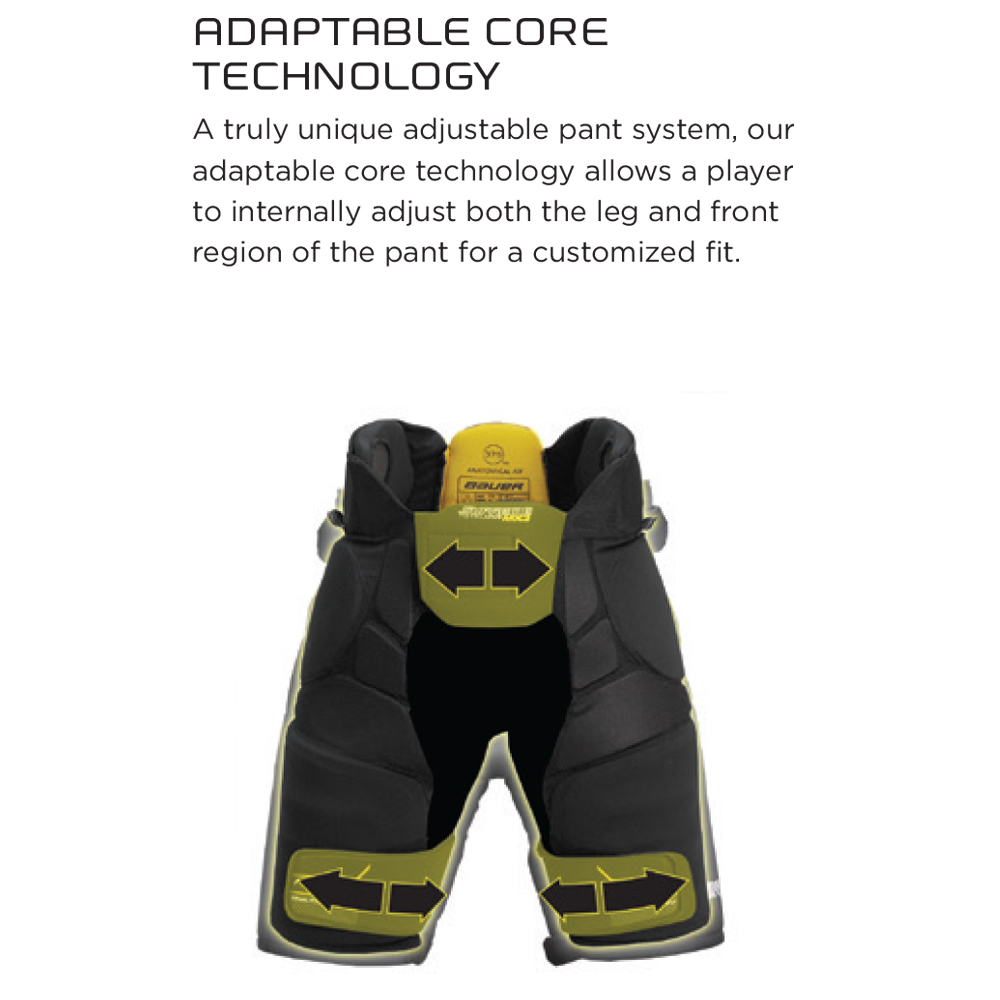 a752499c9a4 ... BAUER Supreme TotalOne MX3 Hockey Pant- Sr. Tap to expand
