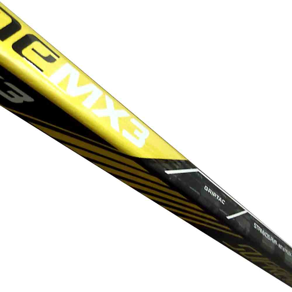 d2502a3ecfd BAUER Supreme TotalOne MX3 LE Griptac Hockey Stick- Sr