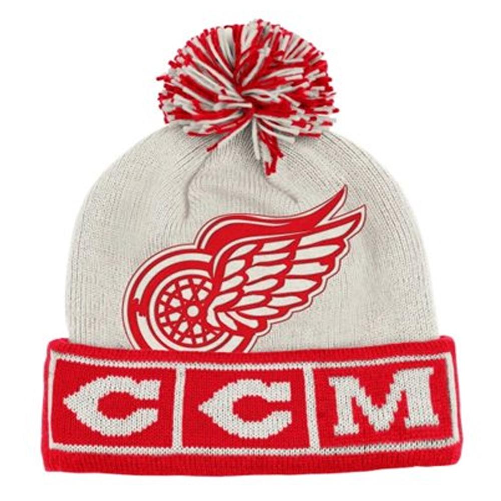 ... CCM Vintage NHL Pom Knit Hat. Tap to expand e3df05d4c