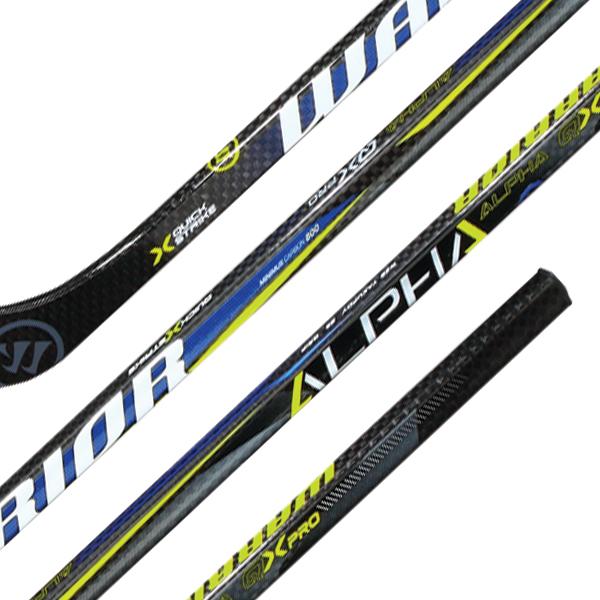 45bd1928490 ... WARRIOR Alpha QX Pro Grip Hockey Stick- Int. Tap to expand