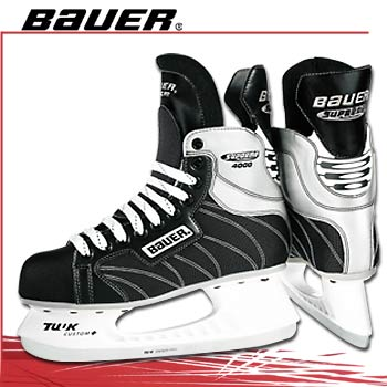 Bauer Supreme 4000 Hockey Skates 04 Model Senior