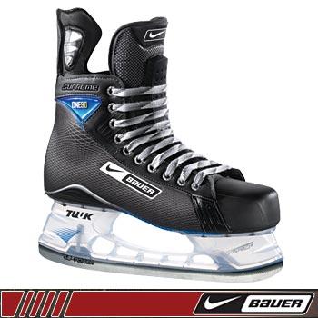 Nike Bauer Supreme One90 Pro Stock Hockey Skates- Senior