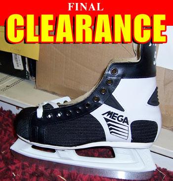 Micron Mega 550 (5-50) Hockey Skates- Junior