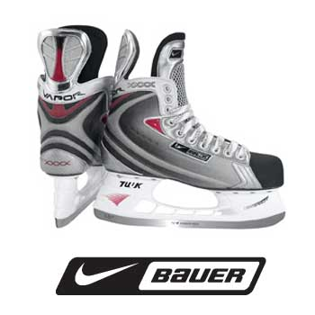 Nike Bauer Vapor Xxxx Hockey Skates Junior