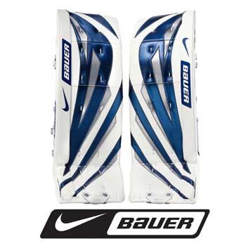 Nike Bauer Supreme One95 Pro Leg Pads- Senior
