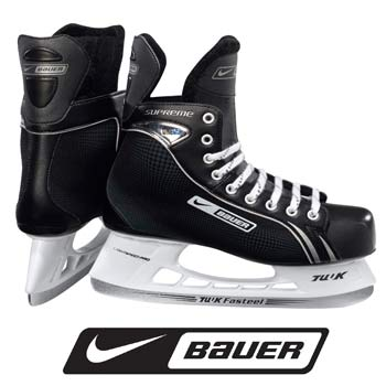 Nike bauer supreme one05 hockey skates youth