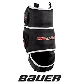 Bauer Pro Goalie Knee Protector Sr 1 Pair