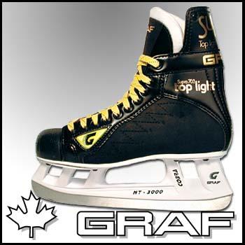 Used Hockey Skates >> Graf Supra 703 Hockey Skates- Senior