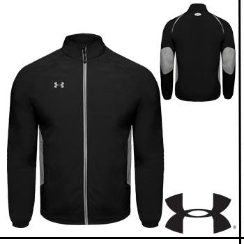 51510ef354d Under Armour ColdGear® Hockey Warm-Up Jacket (0199)- Senior