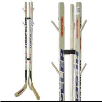 Build A Hockey Stick Coat Rack