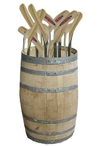 Barrel Wood Hockey Stick- Jr