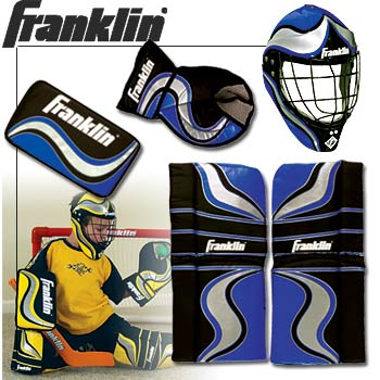 Franklin Shot Zone Mini Hockey Goalie Equipment Mask 7936