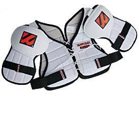 Winnwell G-Lite Shoulder Pads- Junior