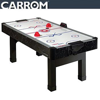 Carrom 6 Hydralumina Air Hockey Table 752 59