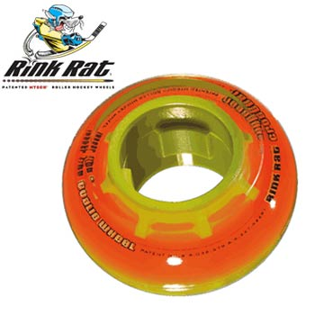Rink Rat Crossbar Goalie Hockey Wheels