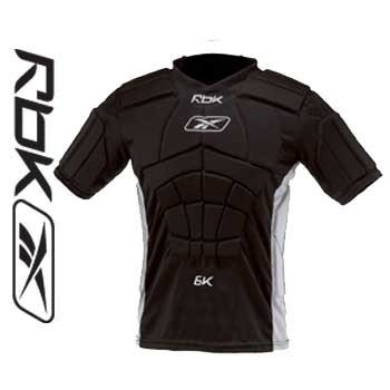 Rbk 6k Padded Roller Hockey Shirt Junior