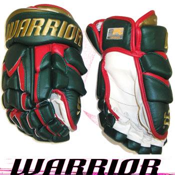 Warrior Nhl 174 Pro Stock Hockey Gloves Senior