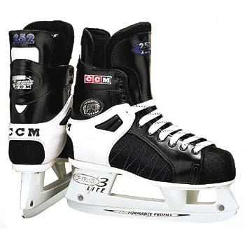 e233403d8e4 CCM 252 Tacks® Hockey Skates - MFRS. CLOSEOUT- Youth