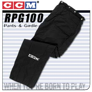 Ccm Rpg100 Referee Girdle Pants Combo