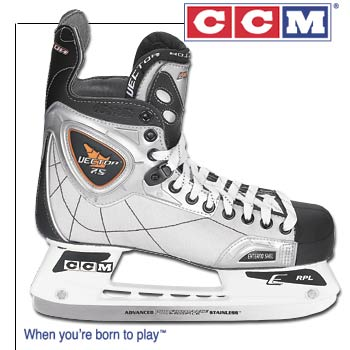 los angeles uusia valokuvia varoa CCM Vector™ 7.5 Hockey Skates ('05 Model)- Senior