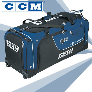 Ccm Eb1052 Tacks Wheeled Hockey Bag Senior