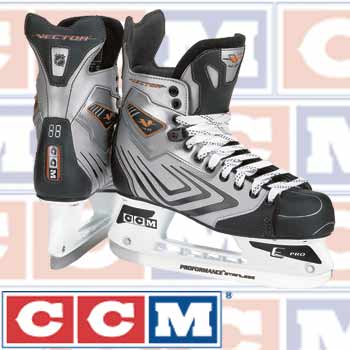 Ccm Vector 4 0 Hockey Skates Junior