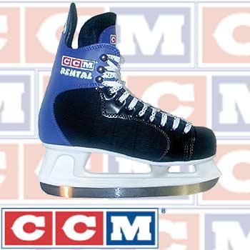 72a00fb2acb CCM Rental Hockey Skates (Full Size Run)- Junior