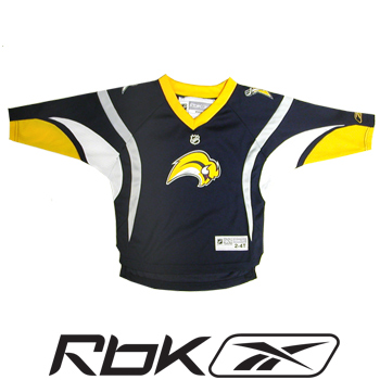 detailed look 61c85 931f6 OuterStuff Team Practice Buffalo Sabres Jersey- Yth