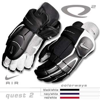 Nike Quest 2 Hockey Gloves- Senior b04294584