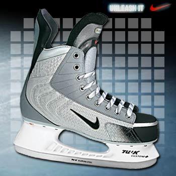 Nike Flexlite 9 Hockey Skates ( 05 Model)- Youth 4925bfe92
