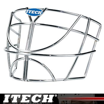 e775992ecd1 Itech RP621 N C Chrome Cateye Replacement Cage- Senior