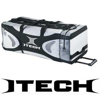 Itech Bg2600 Deluxe Wheeled Hockey Bag Senior