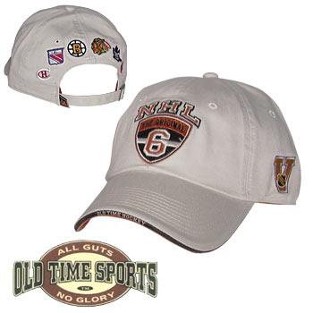41fe9e69adf Old Time Hockey NHL (Original 6) Fester Hat