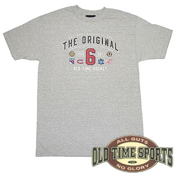 Old Time Hockey Original 6 Gomez T-Shirt- Senior 4d6841b28
