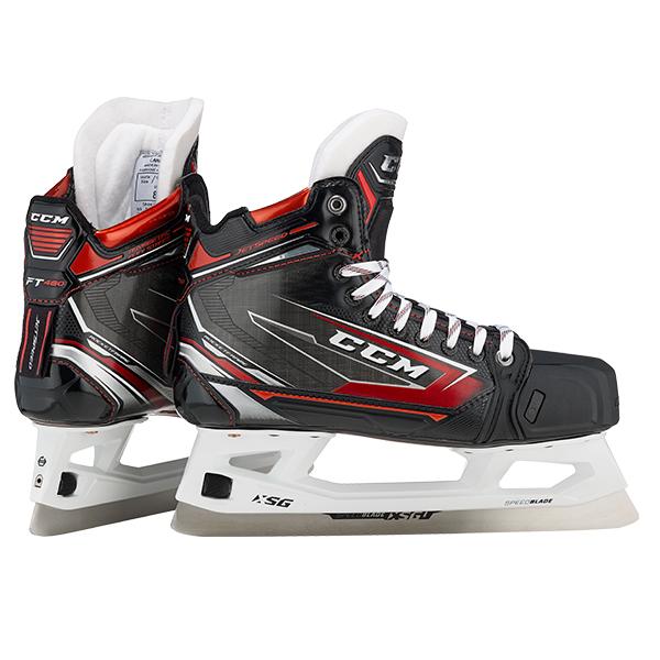 CCM Jetspeed FT480 Goal Skate- Sr