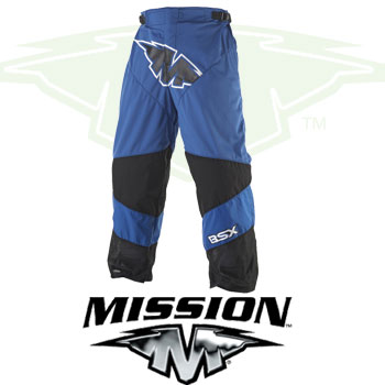 Mission BSX Roller Hockey Pants- Junior