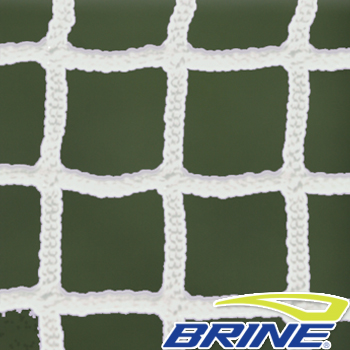 Brine Men's 6mm Professional Lacrosse Net