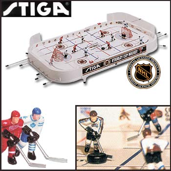 Stiga® Official NHL Stanley Cup Table Hockey Game