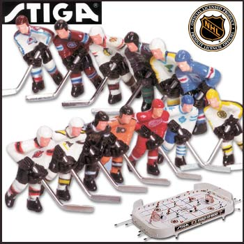 Stiga Official NHL Stanley Cup Table Hockey Replacement Players