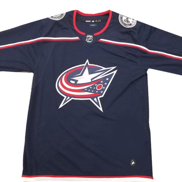 ADIDAS NHL Authentic 3rd Columbus Jersey- Sr