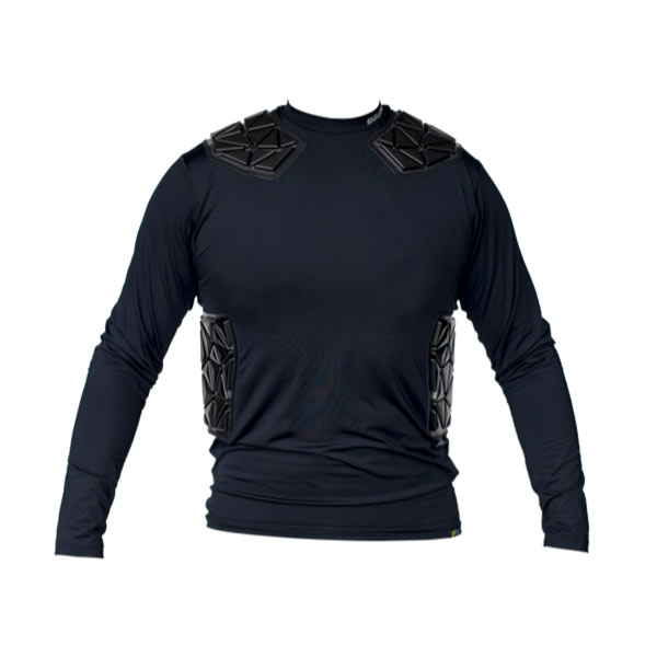 BAUER Elite Padded Goalie L/S Top- Sr