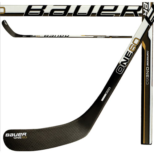BAUER Supreme ONE60 Hockey Stick- Jr '11