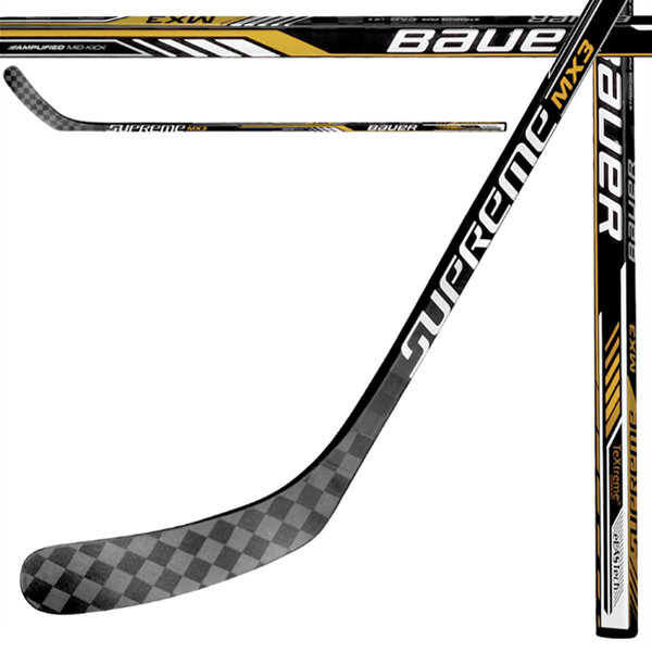 BAUER Supreme TotalOne MX3 Composite Stick- Jr