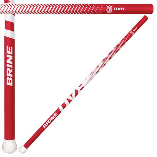 BRINE DV8 Diameter Women's Lacrosse Handle- '13