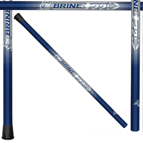 BRINE F22 Lacrosse Handle- Attack '13