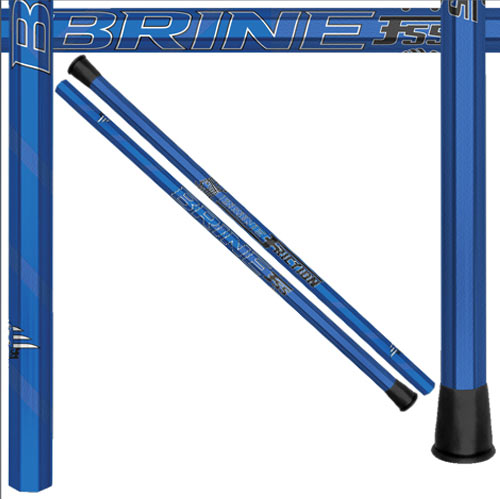 BRINE F55 Friction Lacrosse Handle- Attack