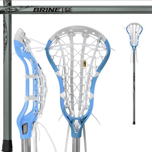Brine Amonte 2 A6065 Women's Lacrosse Stick '12