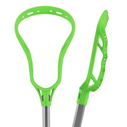 Brine EDGE Lacrosse Head- Neon Green